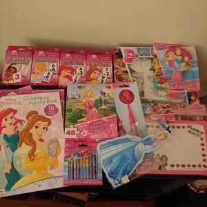 Disney Princess play pack & learning